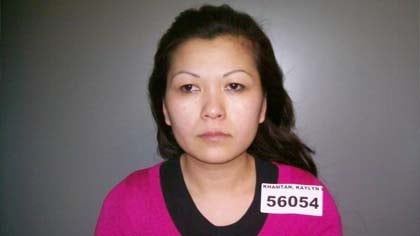 30-year-old Kaylyn Khamtan faces a charge of child endangerment causing serious injury.