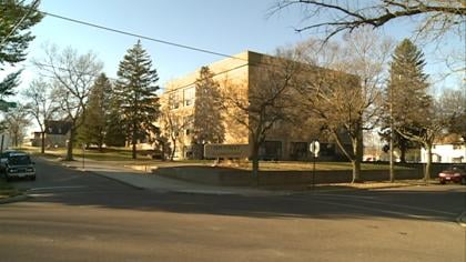Bryant Elementary School in Sioux City.