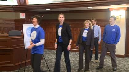 New Blue Zones Team in Sioux City.