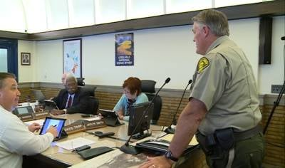 Five Woodbury County communities are seeing the benefits of extra sheriff's patrols in their towns.