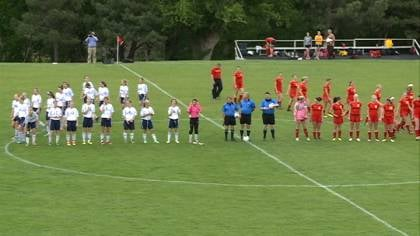 Bishop Heelan is making a state record 13th appearance at the girls tournament.