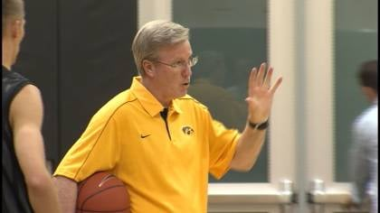 Iowa lost to Baylor in the NIT Finals 74-54.