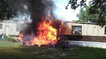 story river road trailer home fire