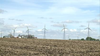 Clean Line Energy is still waiting on its utilities permit before it can begin building in O'Brien County.