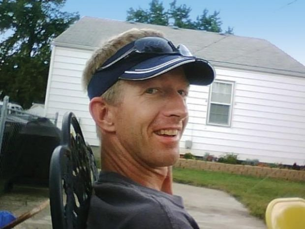 John Jacobs of Sioux City is recovering from a brain injury, suffered after a fall during a seizure in May.