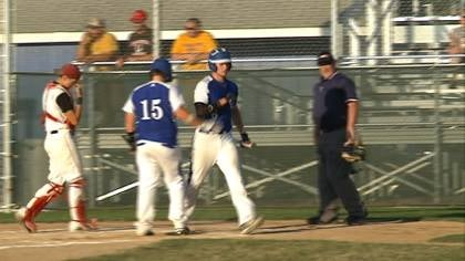 Woodbury Central beat Akron-Westfield 4-0 in Class 1A district baseball action on Thursday.