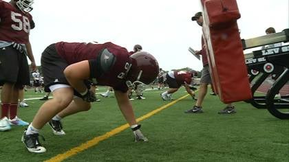 Morningside has 14 starters back from last season's 13-1 team.