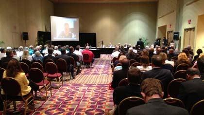 IRGC meeting in Riverside, Iowa.