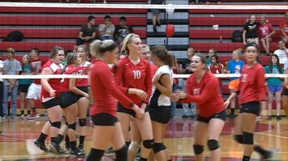 Vermillion beat South Sioux City 3-1 on Thursday night.