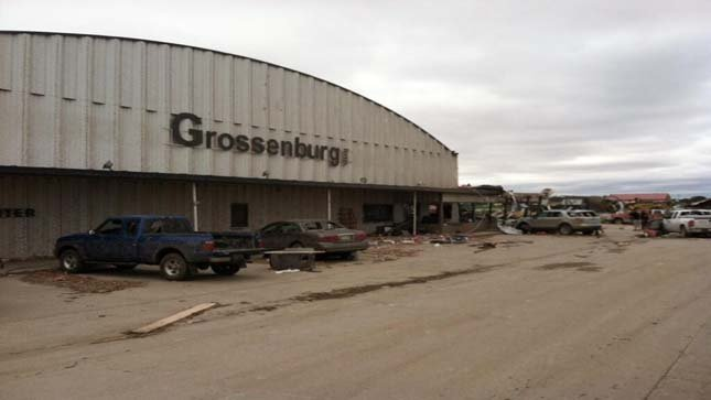 Grossenburg in Wayne.