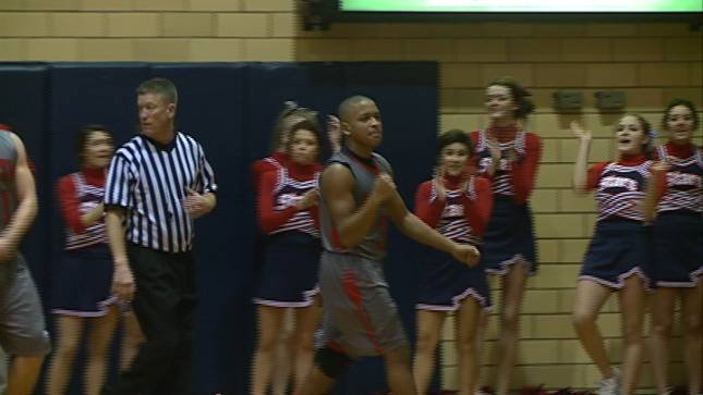 Sioux City North beat Bishop Heelan, 70-56, on Friday night in Sioux City.