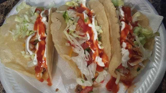 Puff Tacos
