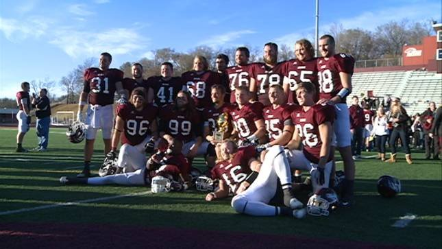 Morningside has won the GPAC All-Sports Trophy for the third straight year.