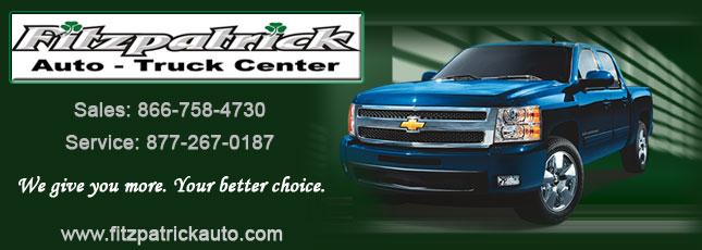 Fitzpatrick Auto Center- Tbanner