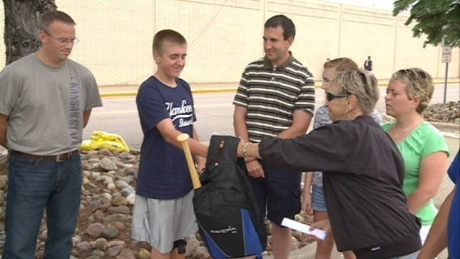 Make-A-Wish Iowa is sending Ross Gengler and his family to New York City to see the Yankees play.