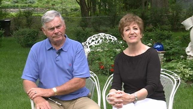 Dick and Pat Collins of Sioux City both volunteered in the aftermath of the crash of United Flight 232 in 1989