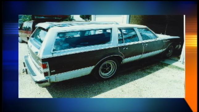 File photo of O'Hare's vehicle.