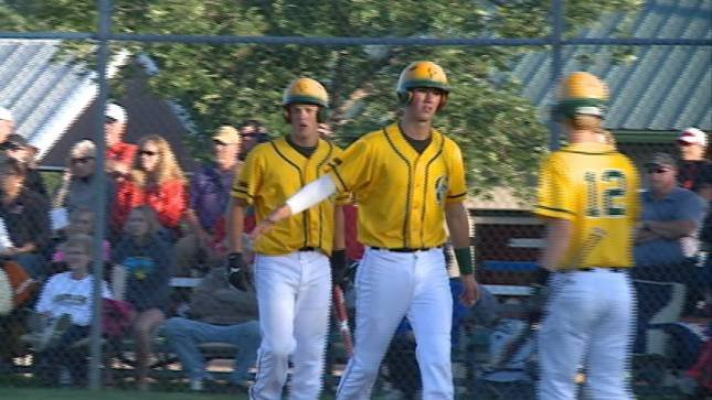 Gehlen Catholic beat Akron-Westfield 9-0 in district play on Tuesday.