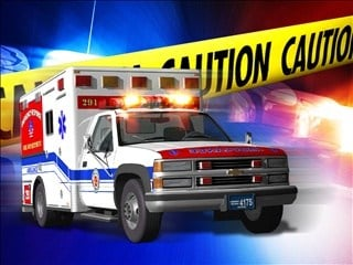 An elderly Columbus woman dies in a crash after she left a carwash.