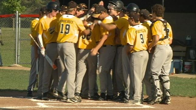 Hinton beat Emmetsburg, 7-3, in a Class 2A substate final on Tuesday in Spirit Lake.