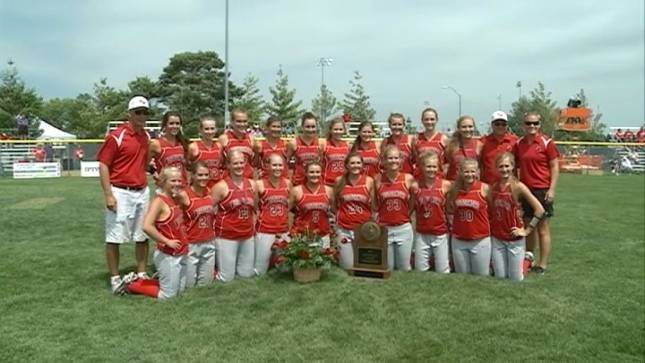 Akron-Westfield won the Class 1A state championship over Kee on Friday in Fort Dodge.