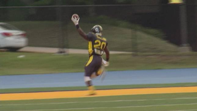 The Sioux City Stampede advanced to the MFA championship game Saturday with a 58-18 win over Quad City.