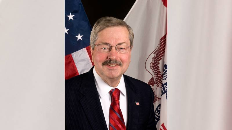 Office of the Governor: Gov. Terry Branstad