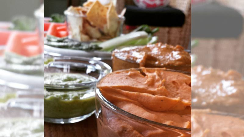Super Bowl dips