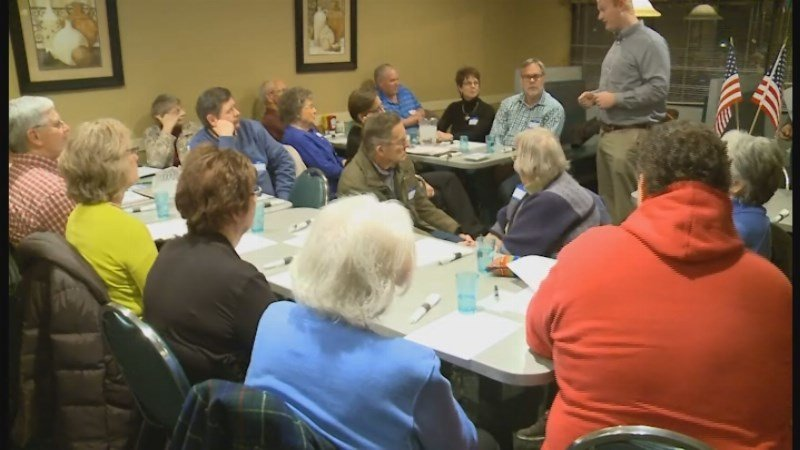 Group of Northwest Iowans looking to grow numbers