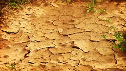 Forecasters say drought conditions are likely for much of eastern South Dakota this spring