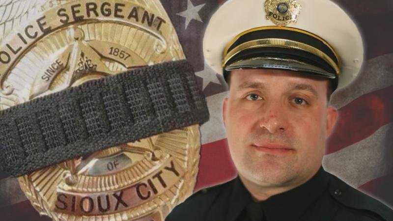Family and friends remember Sgt. Jay Fleckenstein.