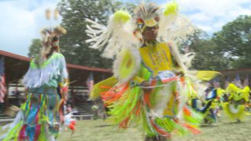 A pow-wow is known as a gathering of a medley of Native American tribes. Modern pow-wows typically revolve around dancing, music and the beat of a big drum.