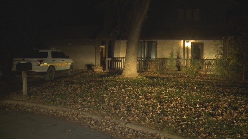 man in Cherokee, Iowa surrendered peacefully after a nine hour standoff with police.