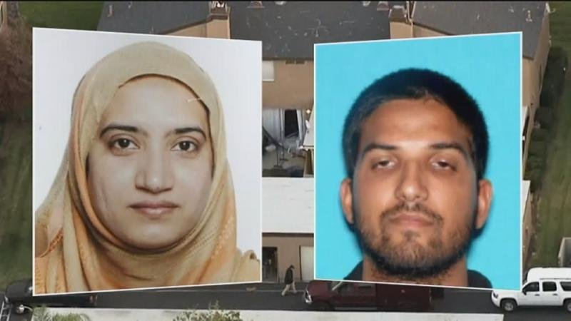 Syed Farook and Enrique Marquez, gunman and gun buyer, linked through marriage