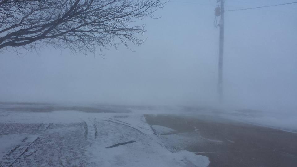 Photo Courtesy: Cody Egel/ West of Estherville, Iowa on Highway 9.
