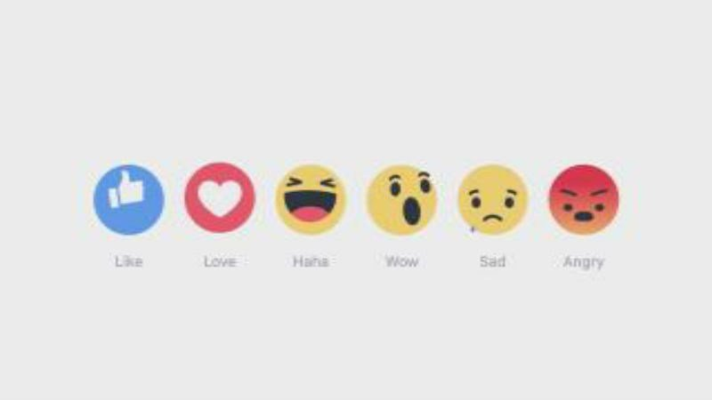 How to get the new Facebook 'Reaction' buttons