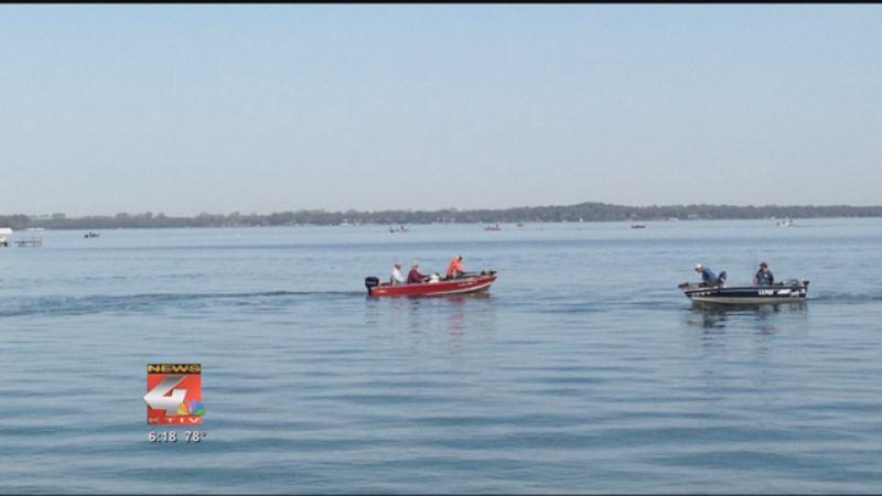 Fishing outlook for the iowa great lakes kwwl eastern for Lake okoboji fishing
