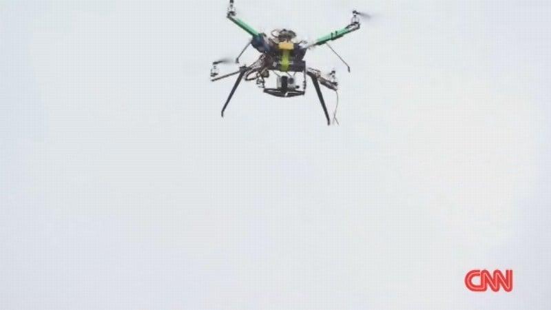 A landmark day for drone flights arrives - KTIV News 4 ...