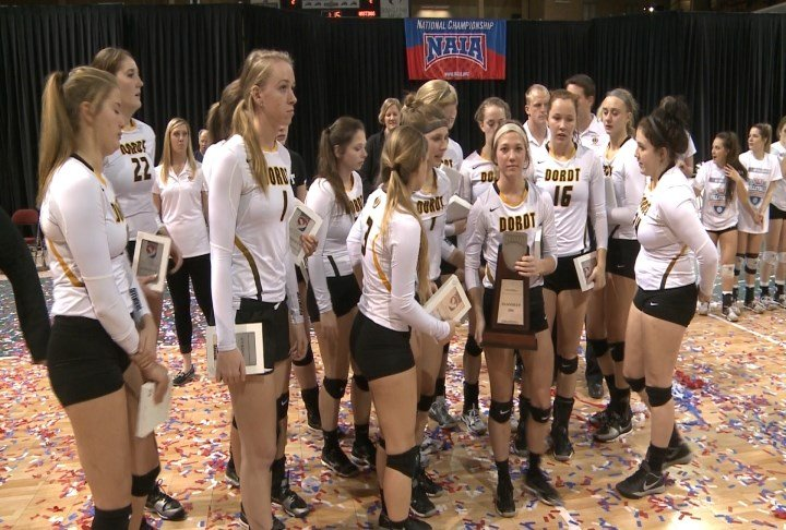 Dordt loses 2-0 lead, falls to Hastings in NAIA national ...