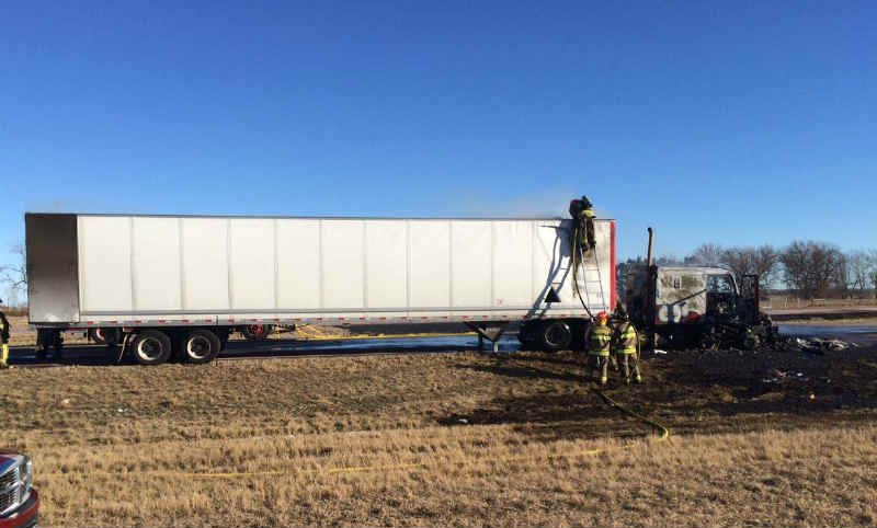 Passing lane closures planned on I-29 in Buchanan