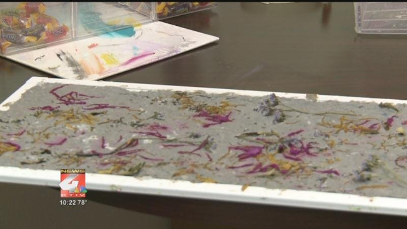 Healthbeat 4 Art Therapy Allows Children To Express Emotions Wh