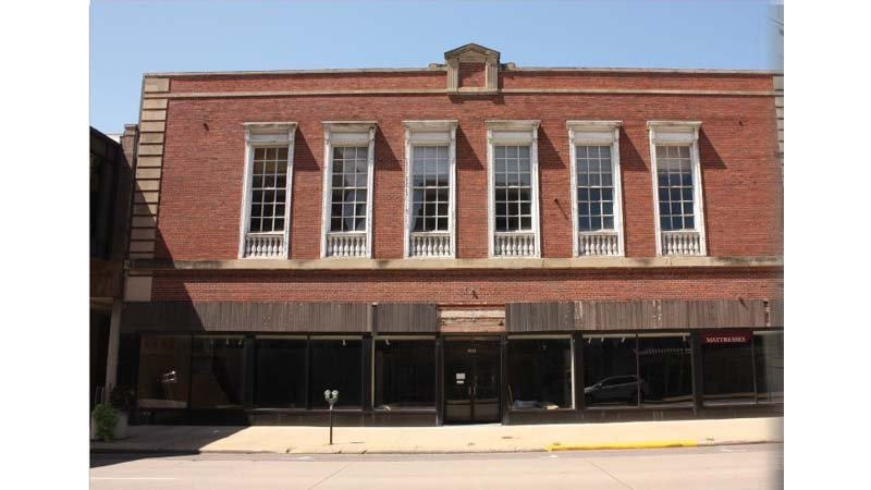 Photo Courtesy: City Of Sioux City   Former Hatch Furniture Building