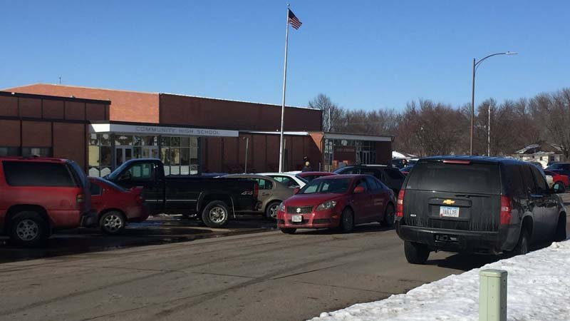 14 year old charged with terrorism following lockout at le for Community motors waterloo iowa