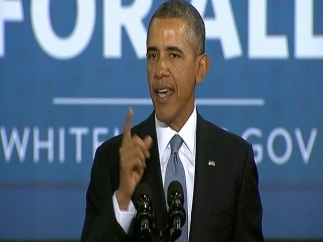 President Obama Announces New Fuel Efficiency Standards For Truc