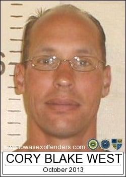 Sioux city iowa sex offender list