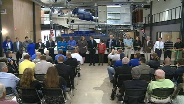 One siouxland college is going green with the opening of for Community motors waterloo iowa