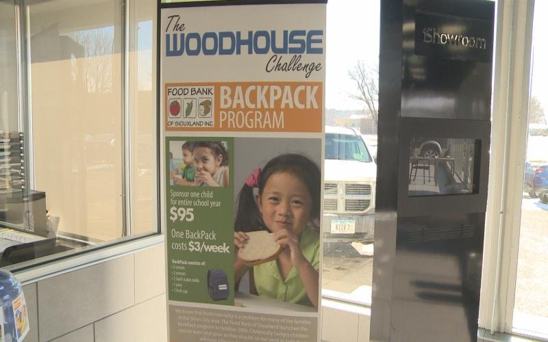 Woodhouse Auto Family Fasting To Raise Money For The Food
