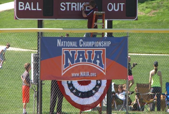 Naia softball world series continues in sioux city ktiv for Jensen motors sioux city