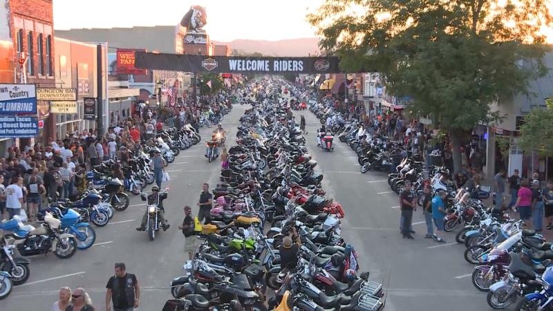UPDATE Motorcycle Safety Tips During Sturgis Motorcycle