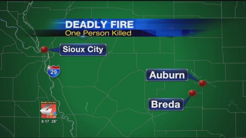 Authorities in Sac County Iowa release name of fire